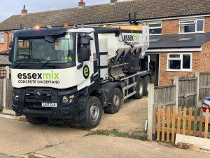 Essex Mix Concrete Delivery